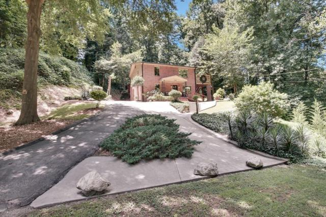 1570 Spring Lane NW, Atlanta, GA 30314 (MLS #6570370) :: The Heyl Group at Keller Williams