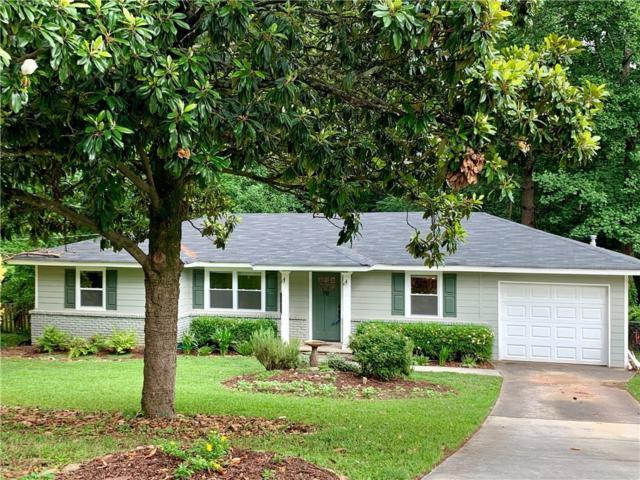 711 Stewart Circle NW, Marietta, GA 30064 (MLS #6570378) :: The Heyl Group at Keller Williams