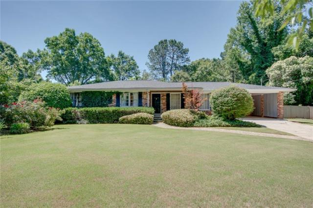 4115 Menlo Drive, Tucker, GA 30084 (MLS #6570422) :: The Heyl Group at Keller Williams