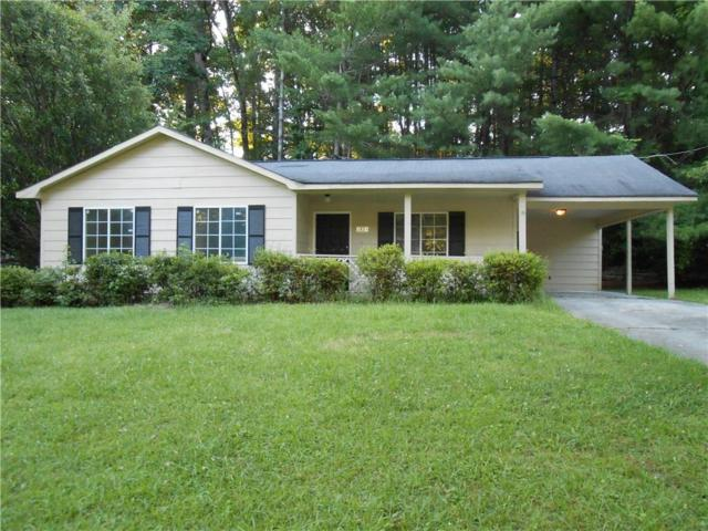 3824 Paul Street, Douglasville, GA 30135 (MLS #6570441) :: The Hinsons - Mike Hinson & Harriet Hinson