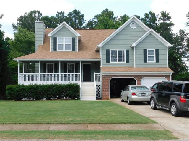 5916 Seven Oaks Drive, Powder Springs, GA 30127 (MLS #6570476) :: The Hinsons - Mike Hinson & Harriet Hinson