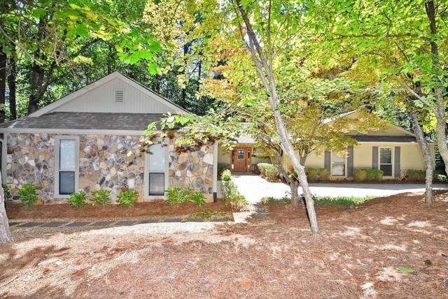 210 N Peak Drive, Alpharetta, GA 30022 (MLS #6570539) :: RE/MAX Paramount Properties