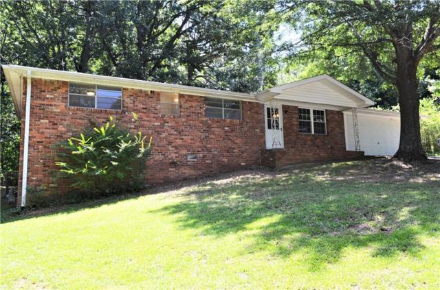 3449 Rocky Creek Drive, Douglasville, GA 30135 (MLS #6570643) :: The Hinsons - Mike Hinson & Harriet Hinson