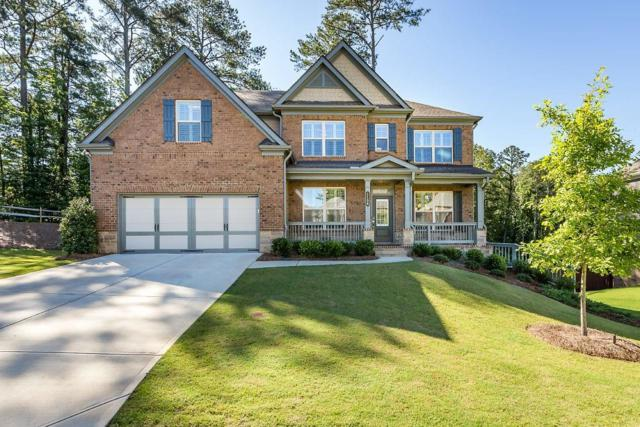 1196 Smithwell Point NW, Kennesaw, GA 30152 (MLS #6570661) :: The Hinsons - Mike Hinson & Harriet Hinson