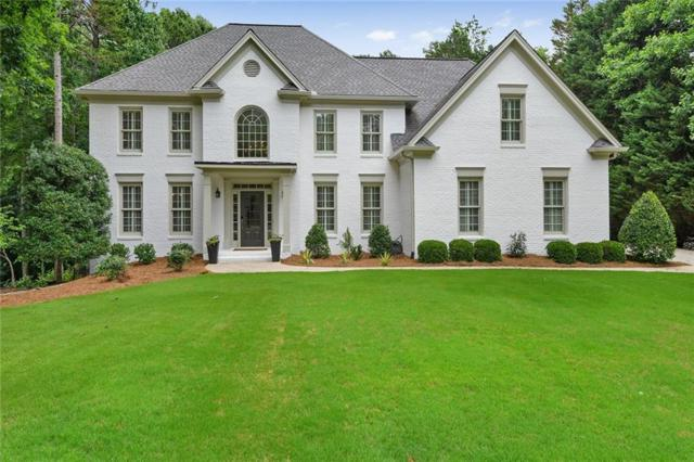 1670 Highgrove Club Drive, Milton, GA 30004 (MLS #6570688) :: The Hinsons - Mike Hinson & Harriet Hinson