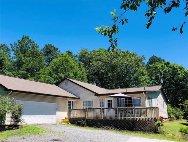 733 Goodson Road, Dawsonville, GA 30534 (MLS #6570711) :: Rock River Realty