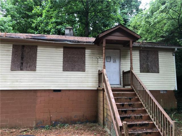 2176 Pansy Street NW, Atlanta, GA 30314 (MLS #6570718) :: The Hinsons - Mike Hinson & Harriet Hinson