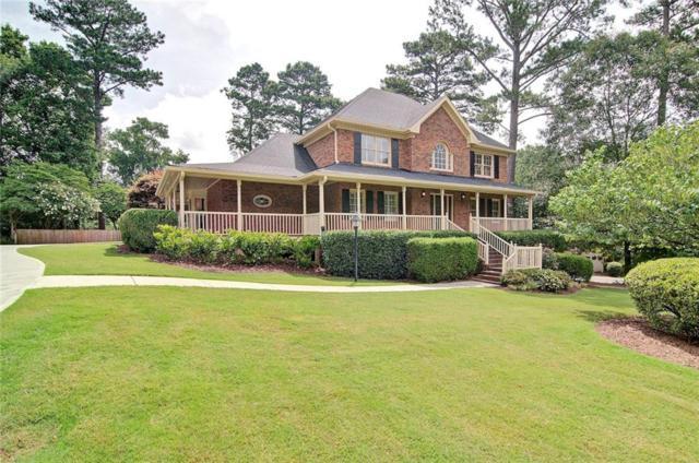 838 Castle Walk Cove SW, Lilburn, GA 30047 (MLS #6570727) :: Charlie Ballard Real Estate