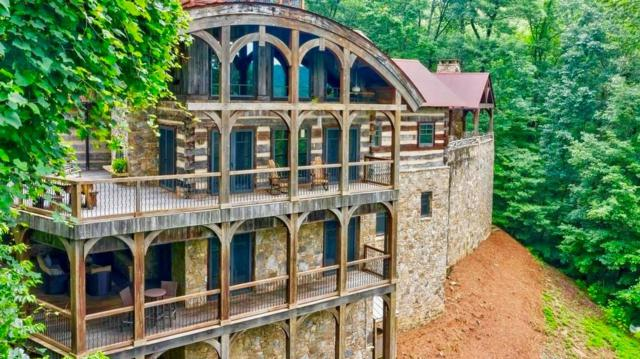 616 Chief Whitetails Road, Ellijay, GA 30540 (MLS #6570761) :: The Cowan Connection Team