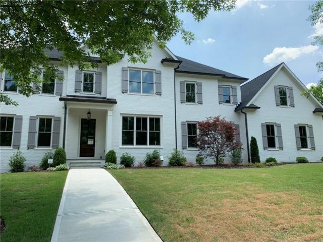 4381 Loblolly Trail, Peachtree Corners, GA 30092 (MLS #6570818) :: The Heyl Group at Keller Williams