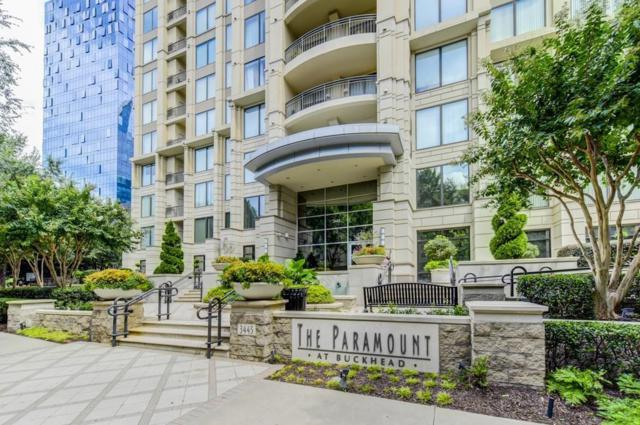 3445 Stratford Road NE #1908, Atlanta, GA 30326 (MLS #6570886) :: The Heyl Group at Keller Williams