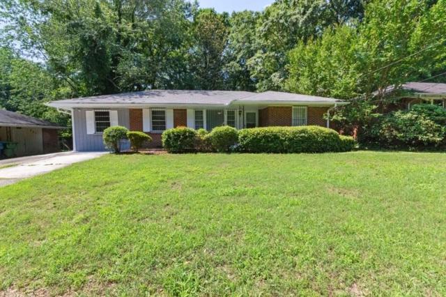 219 Springside Drive SE, Atlanta, GA 30354 (MLS #6570909) :: Path & Post Real Estate