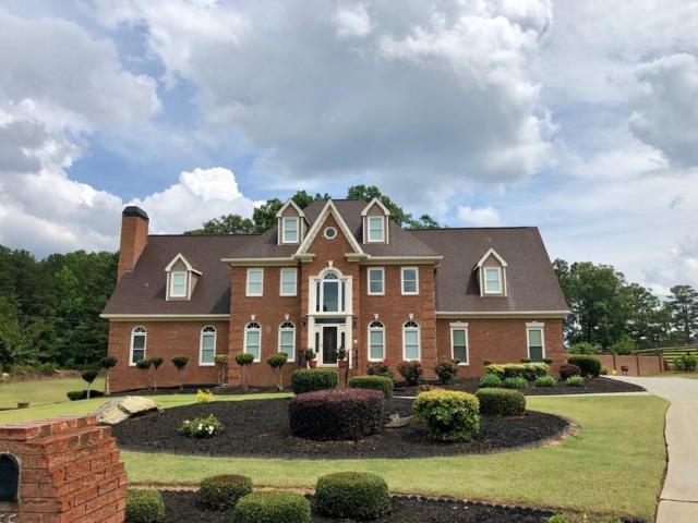 155 Benson Circle, Fayetteville, GA 30214 (MLS #6570935) :: KELLY+CO