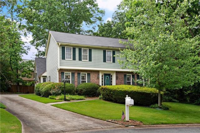 2250 Pine Warbler Court, Marietta, GA 30062 (MLS #6570987) :: Rock River Realty