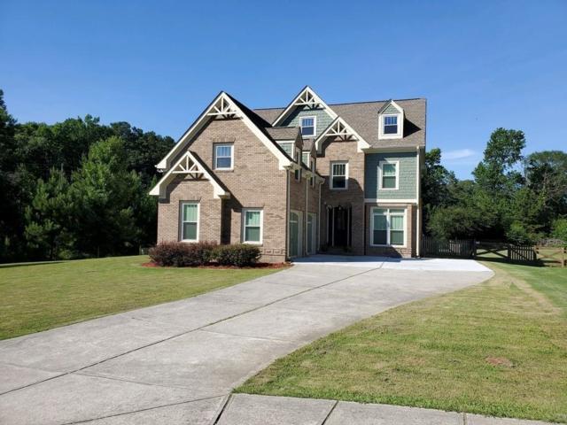 45 Silvercrest Drive, Acworth, GA 30101 (MLS #6571055) :: North Atlanta Home Team