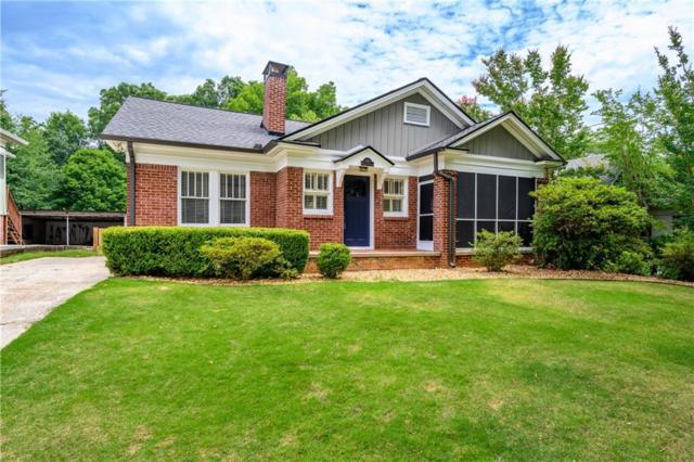 1820 Mclendon Avenue NE, Atlanta, GA 30307 (MLS #6571061) :: Rock River Realty