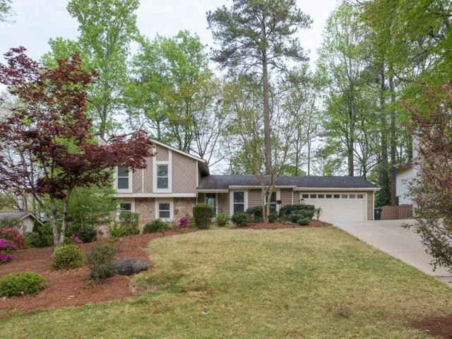 160 Moonshadow Court, Roswell, GA 30075 (MLS #6571078) :: The Cowan Connection Team