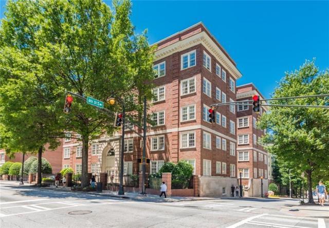 800 Peachtree Street NE #306, Atlanta, GA 30308 (MLS #6571229) :: Path & Post Real Estate