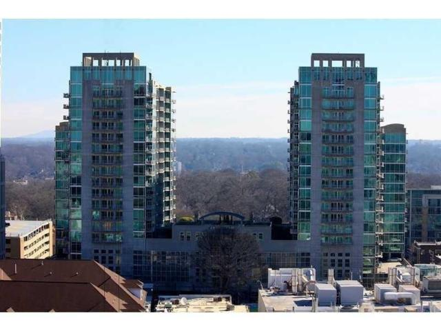 923 Peachtree Street NE #836, Atlanta, GA 30309 (MLS #6571257) :: The Zac Team @ RE/MAX Metro Atlanta