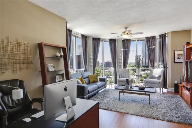 285 Centennial Olympic Park Drive NW #1505, Atlanta, GA 30313 (MLS #6571291) :: Path & Post Real Estate