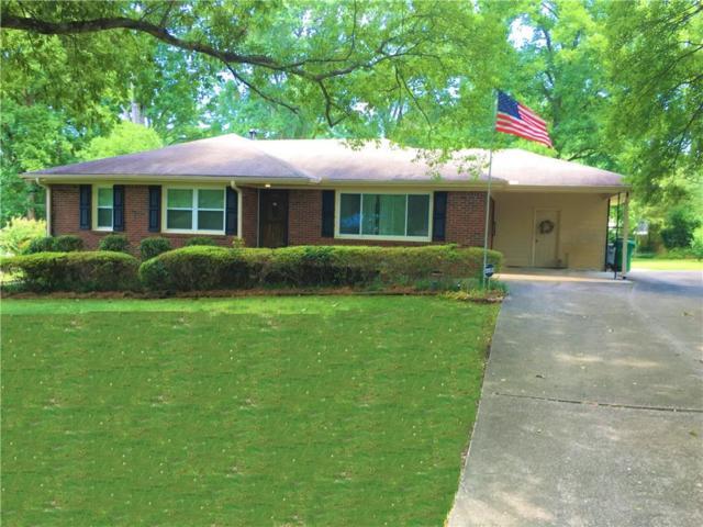 4270 Webb Road, Tucker, GA 30084 (MLS #6571345) :: Path & Post Real Estate