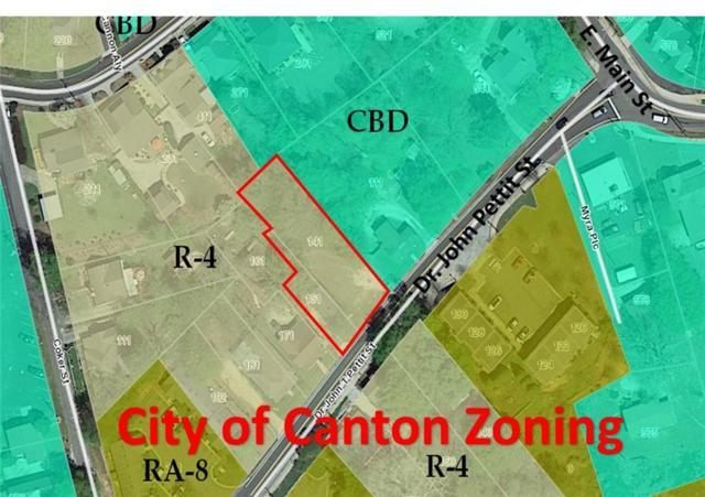 151 Dr John T Pettit Street, Canton, GA 30114 (MLS #6571355) :: The Zac Team @ RE/MAX Metro Atlanta