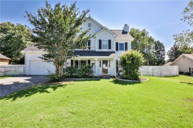 558 Ashton Manor Drive, Loganville, GA 30052 (MLS #6571363) :: The Zac Team @ RE/MAX Metro Atlanta