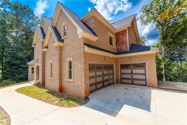 9215 Huntcliff Trace, Sandy Springs, GA 30350 (MLS #6571364) :: Path & Post Real Estate