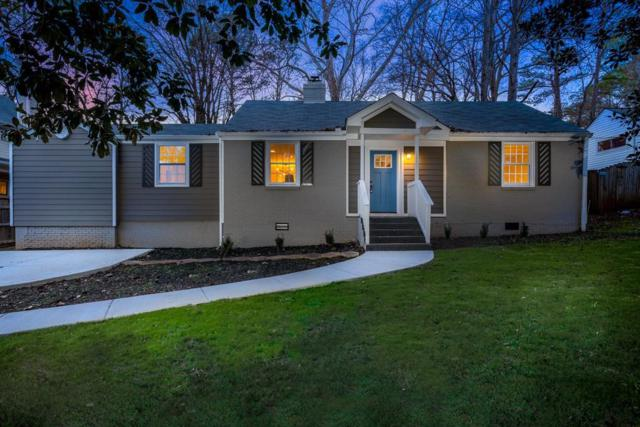 1237 Thomas Road, Decatur, GA 30030 (MLS #6571404) :: Path & Post Real Estate