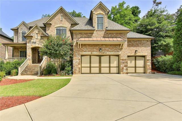 2826 Briarcliff Road NE, Atlanta, GA 30329 (MLS #6571423) :: North Atlanta Home Team