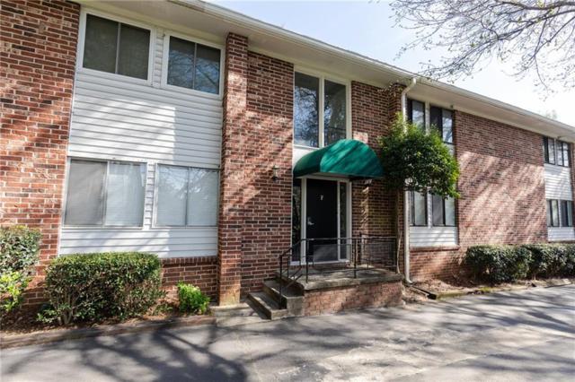 4266 Roswell Road NE F1, Atlanta, GA 30342 (MLS #6571452) :: RE/MAX Paramount Properties