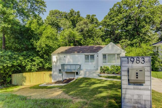1983 Normal Street, Decatur, GA 30032 (MLS #6571516) :: Rock River Realty