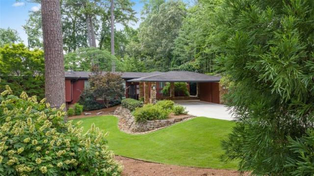 221 Lake Forrest Lane NE, Atlanta, GA 30342 (MLS #6571603) :: The Hinsons - Mike Hinson & Harriet Hinson