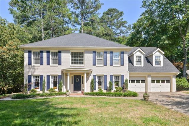 1164 Chestnut Hill Circle SW, Marietta, GA 30064 (MLS #6571636) :: RE/MAX Prestige