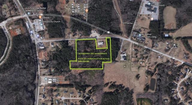 0 Old Hwy 81 Highway, Hampton, GA 30228 (MLS #6571674) :: North Atlanta Home Team