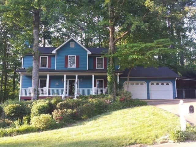 3960 Mill Creek Road NW, Kennesaw, GA 30152 (MLS #6571823) :: RE/MAX Paramount Properties