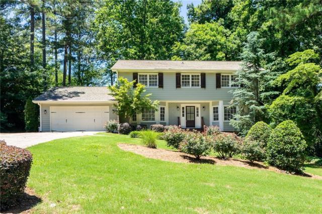 741 Summit Terrace, Marietta, GA 30068 (MLS #6571836) :: KELLY+CO