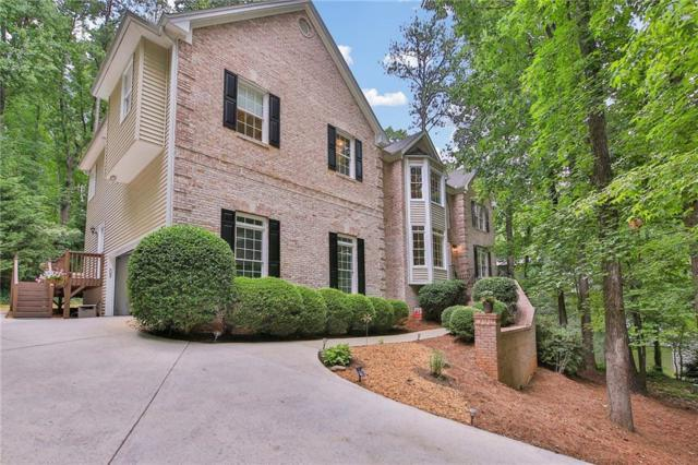 3537 Club Drive NW, Kennesaw, GA 30144 (MLS #6571891) :: North Atlanta Home Team