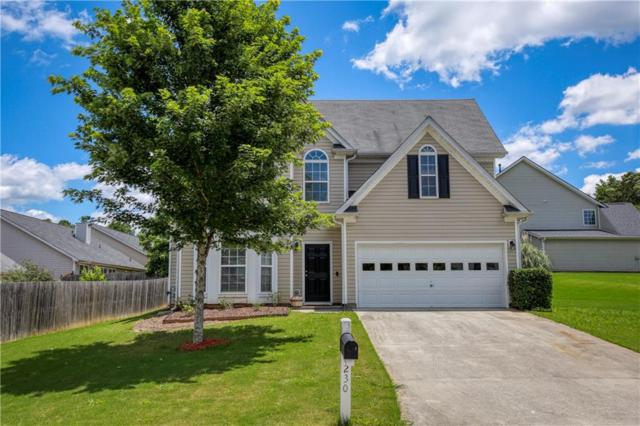 230 Mount Laurel Drive, Dallas, GA 30132 (MLS #6571983) :: Kennesaw Life Real Estate