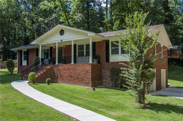2897 Pine Valley Circle, East Point, GA 30344 (MLS #6572183) :: Rock River Realty