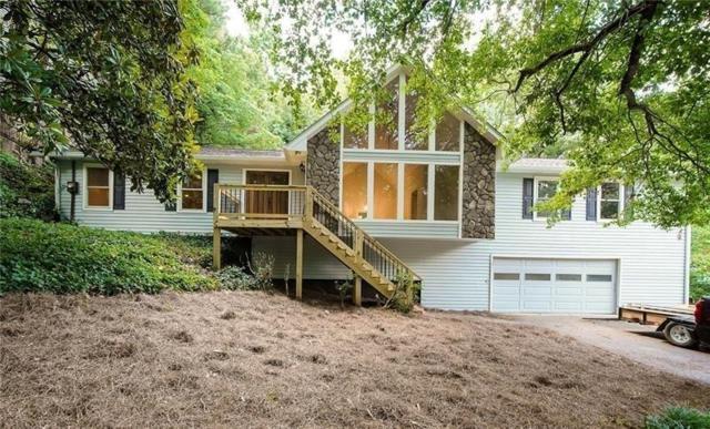 2250 Piedmont Ridge Drive, Marietta, GA 30062 (MLS #6572204) :: North Atlanta Home Team