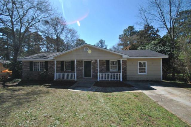 901 Carlton Drive SE, Conyers, GA 30094 (MLS #6572260) :: The Heyl Group at Keller Williams
