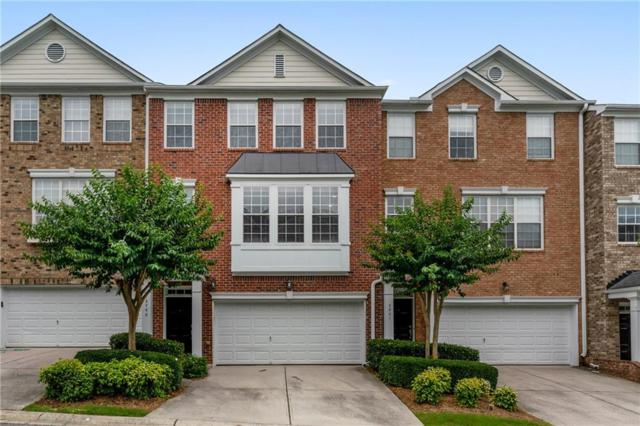 3799 Chattahoochee Summit Drive SE #5, Atlanta, GA 30339 (MLS #6572299) :: KELLY+CO
