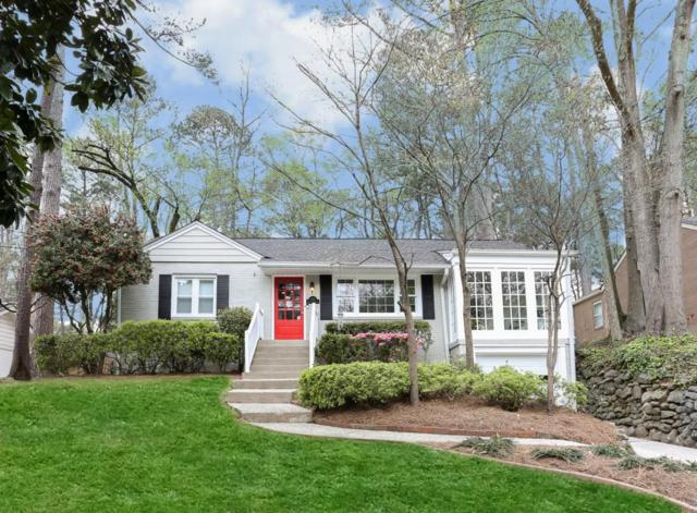 700 Darlington Circle, Atlanta, GA 30305 (MLS #6572437) :: Path & Post Real Estate
