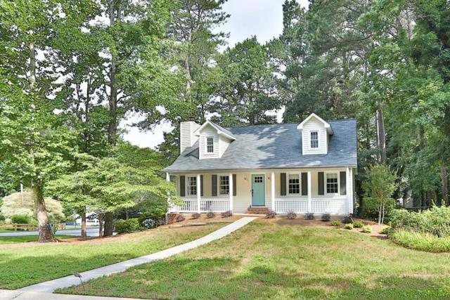 5189 Ashland Court SW, Lilburn, GA 30047 (MLS #6572466) :: The Heyl Group at Keller Williams
