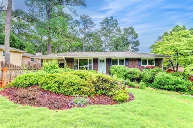 3871 Honeysuckle Drive SE, Smyrna, GA 30082 (MLS #6572510) :: Kennesaw Life Real Estate