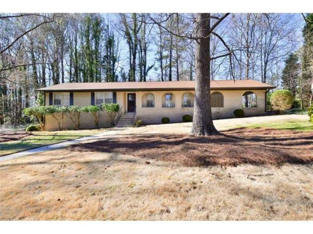 3958 Plumcrest Circle SE, Smyrna, GA 30082 (MLS #6572532) :: Kennesaw Life Real Estate