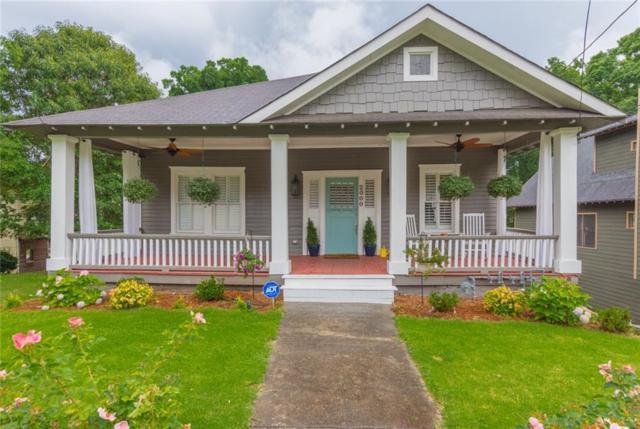2000 Cambridge Avenue, College Park, GA 30337 (MLS #6572701) :: Kennesaw Life Real Estate