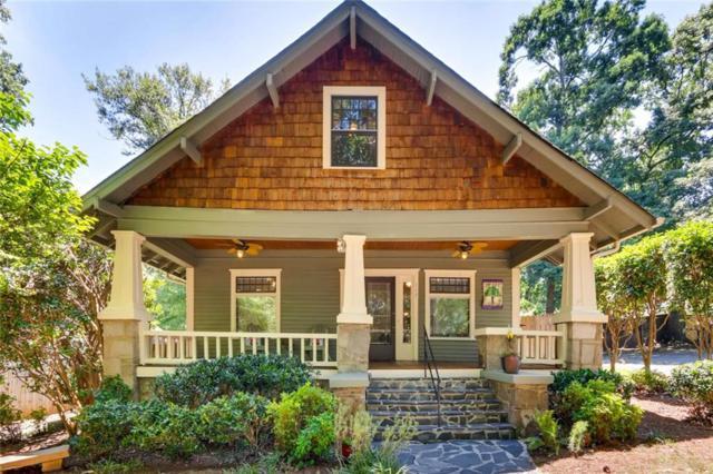 117 Jefferson Place, Decatur, GA 30030 (MLS #6572756) :: North Atlanta Home Team