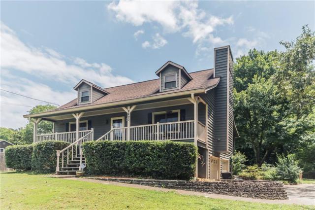 2490 Wood Meadows Drive SW, Marietta, GA 30064 (MLS #6572829) :: North Atlanta Home Team